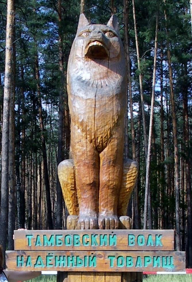 Тамбовский волк своими руками 61