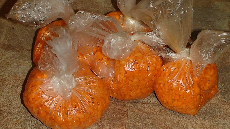 Как продергивать морковь