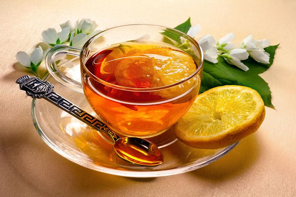 10 волшебных напитков от простуды.