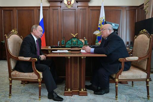 Владимир Путин подписал указ о проведении в Российской Федерации Года театра
