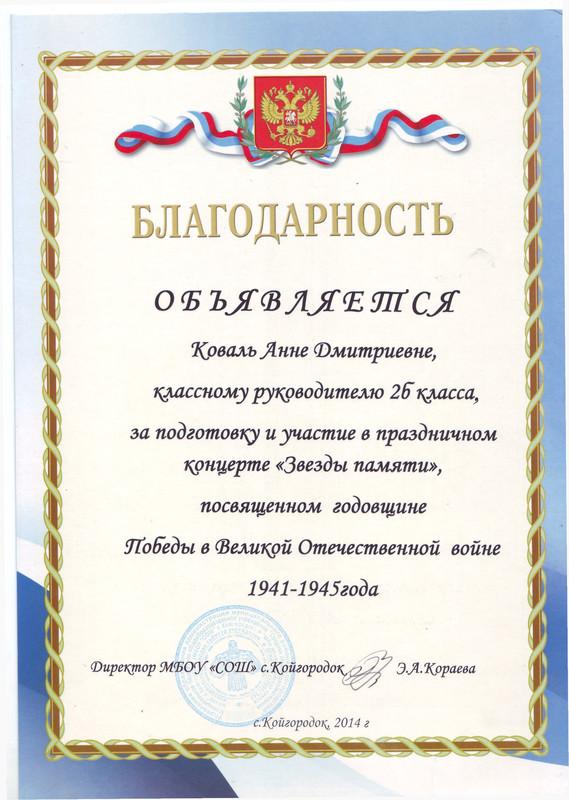 416Благодарность начальнику за поздравления