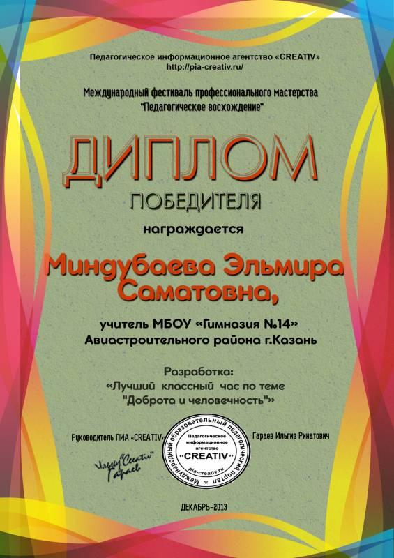 Международные педагогические конкурсы для учителей